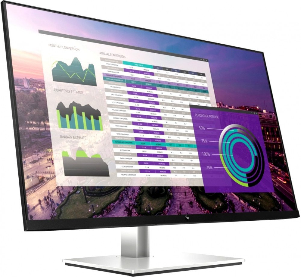 "Монитор HP 32"" EliteDisplay E324q (5DP31AA)"