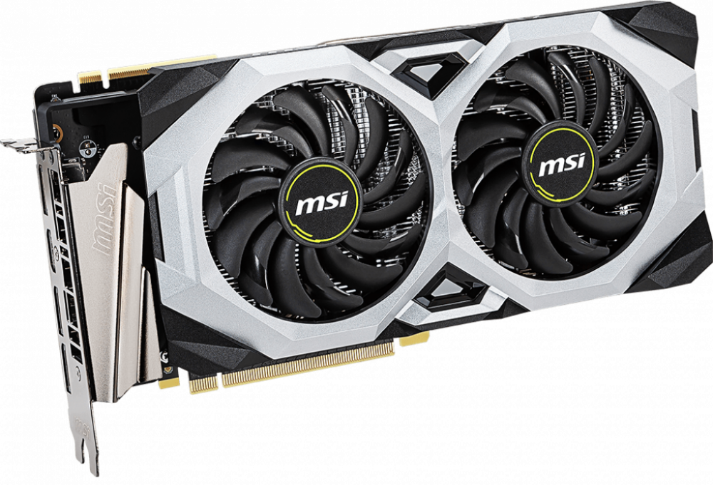 Видеокарта nVidia GeForce RTX2070 Super MSI PCI-E 8192Mb (RTX 2070 SUPER VENTUS)