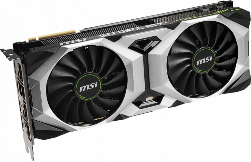 Видеокарта nVidia GeForce RTX2080 Ti MSI PCI-E 11264Mb (RTX 2080 Ti VENTUS GP)