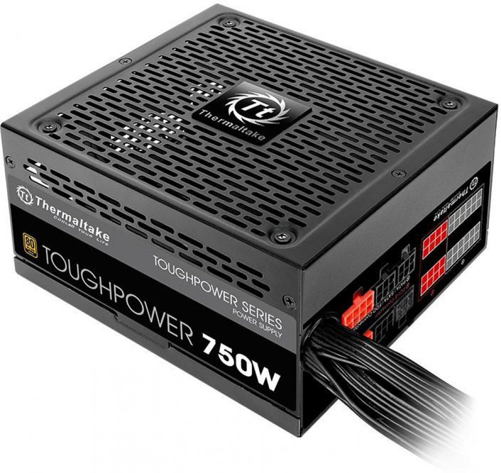 Блок питания 750W Thermaltake Toughpower (PS-TPD-0750MPCGEU-1)