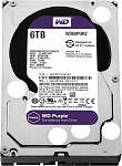 Жесткий диск 6Tb SATA-III Western Digital Purple (WD60PURZ)