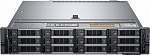 Сервер DELL PowerEdge R540 (2)*Silver 4210R (2.4GHz, 10C)